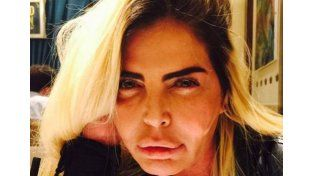 La ex modelo Raquel Mancini continúa en coma inducido