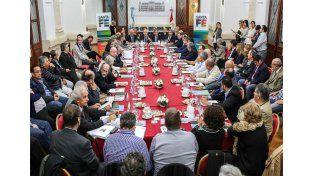 Comienza la ronda de reuniones intermedias del Consejo Económico y Social
