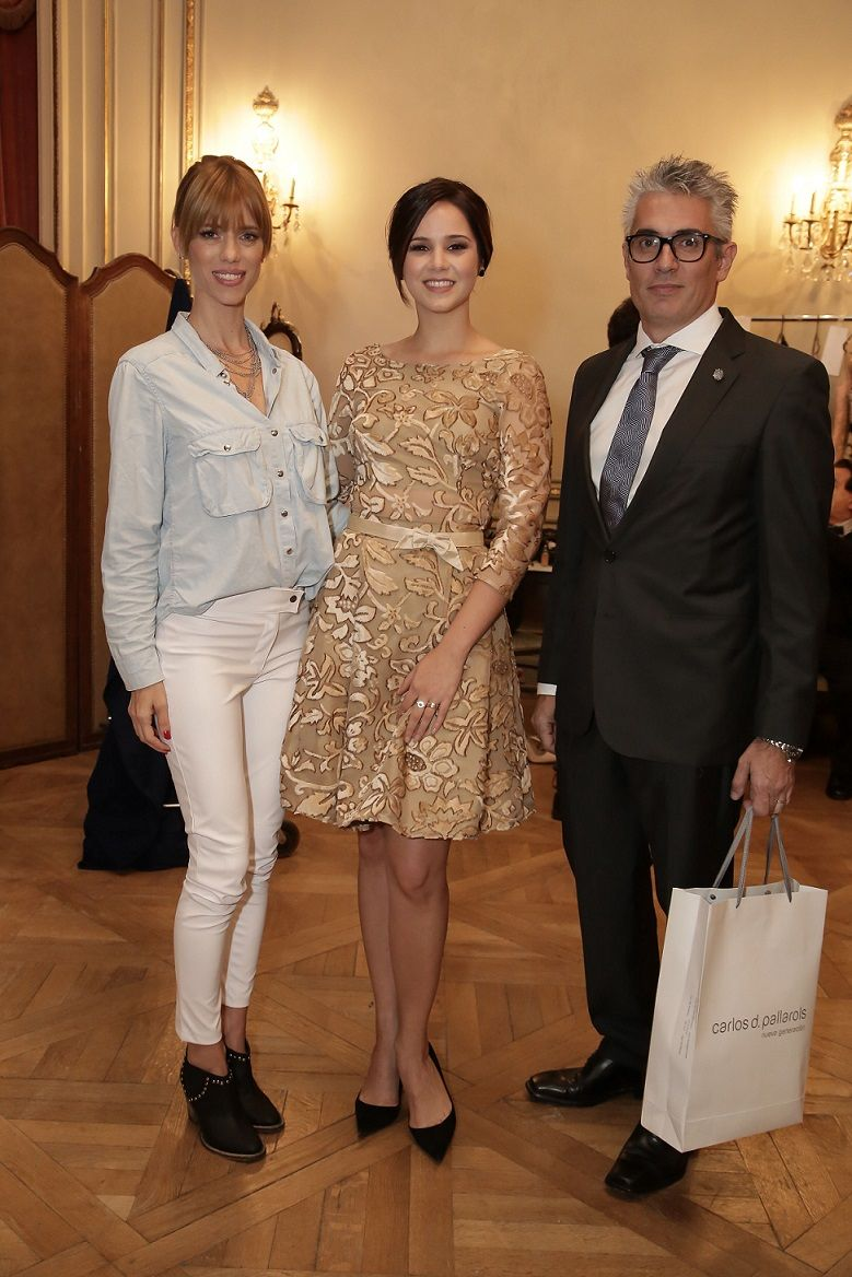 Mirtha Legrand no le saca el ojo de encima a Lucía Pedraza, la novia de Nacho Viale