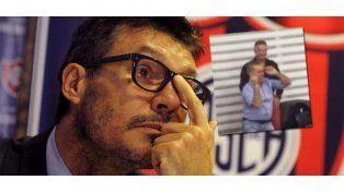 Tinelli quedó obnubilado con el video de Oyarbide y lo quiere en el Bailando