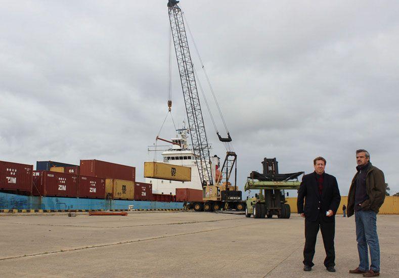 La empresa realizará trabajos todas las semanas con envíos a Asunción y Montevideo