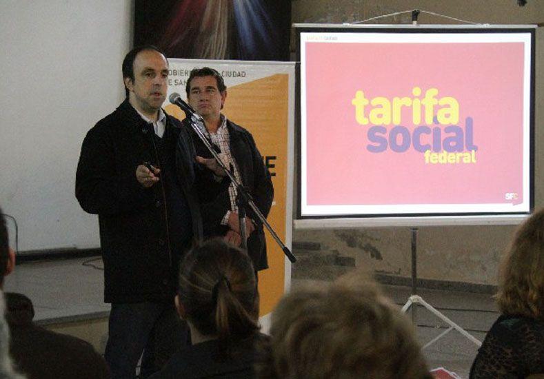 Tarifa Social: el Municipio continúa la promoción barrio por barrio