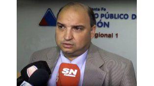 El fiscal Roberto Apullan.