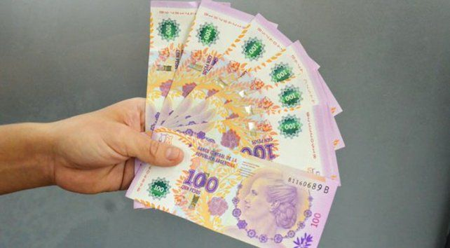 Alertaron sobre el ingreso de billetes falsos con la imagen de Evita