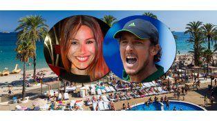 Pampita y Pico Mónaco tuvieron su viaje de amor en Ibiza