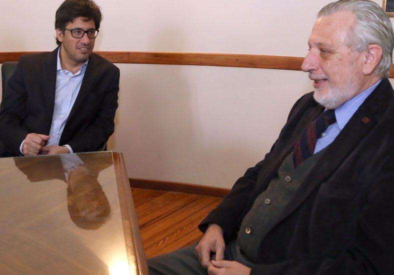 Silberstein y Garavano analizaron reformas en la justicia federal y provincial