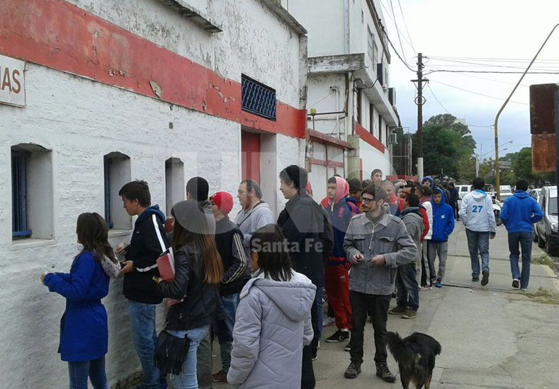 Se agotaron las entradas para el partido por la Copa Argentina