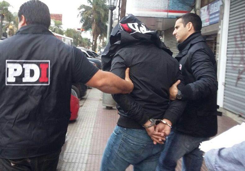 Aprehendido. El hombre fue detenido en Tigre
