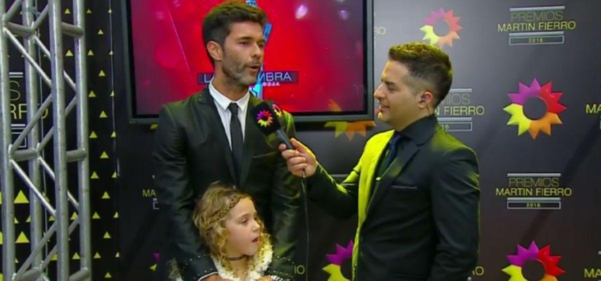 Olivia, la hija de Mariano Martínez, sorprendió con un comentario sobre Lali Espósito