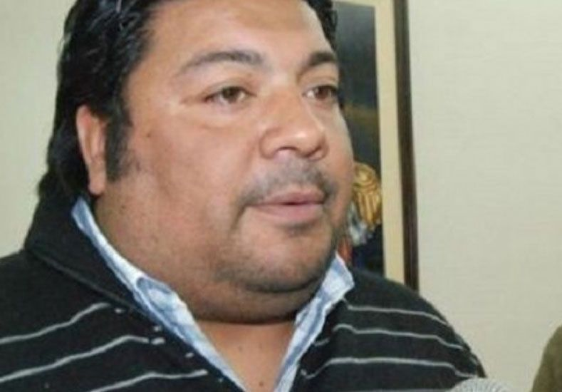 Un intendente riojano no pasó un control de alcoholemia y fue detenido