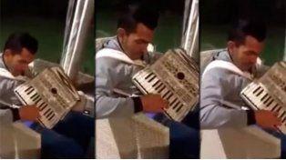 Para bailar al ritmo de Carlitos Tevez