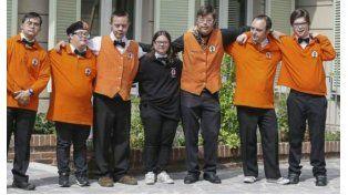 Quieren replicar en Argentina la experiencia de un hotel atendido por personas con Síndrome de Down