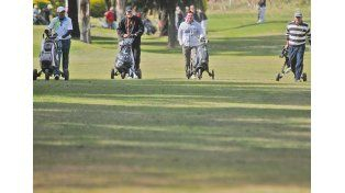 3-Adrenalina. El golf concentra un gran número de seguidores