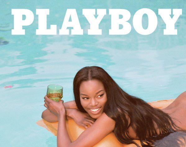 Eugena, la chica Playboy elegida para captar nuevas miradas