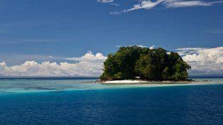 Cinco islas desaparecidas por crecidas del mar