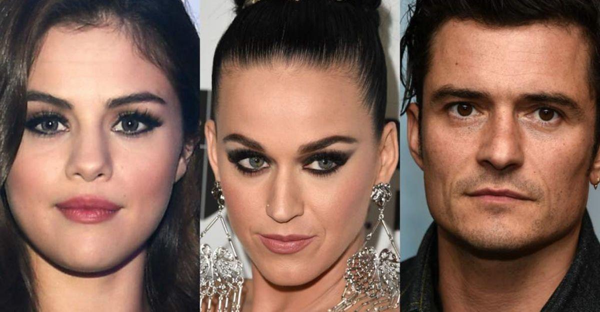 Katy Perry se muestra dolida por la traición de Orlando Bloom