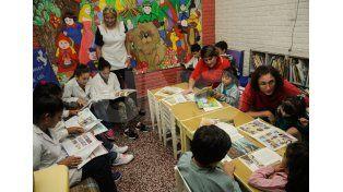 """Dos meses. Durará el curso que organizó el programa """"De ESI se habla"""" del Ministerio de Educación. UNO de Santa Fe/Mauricio Centurión"""