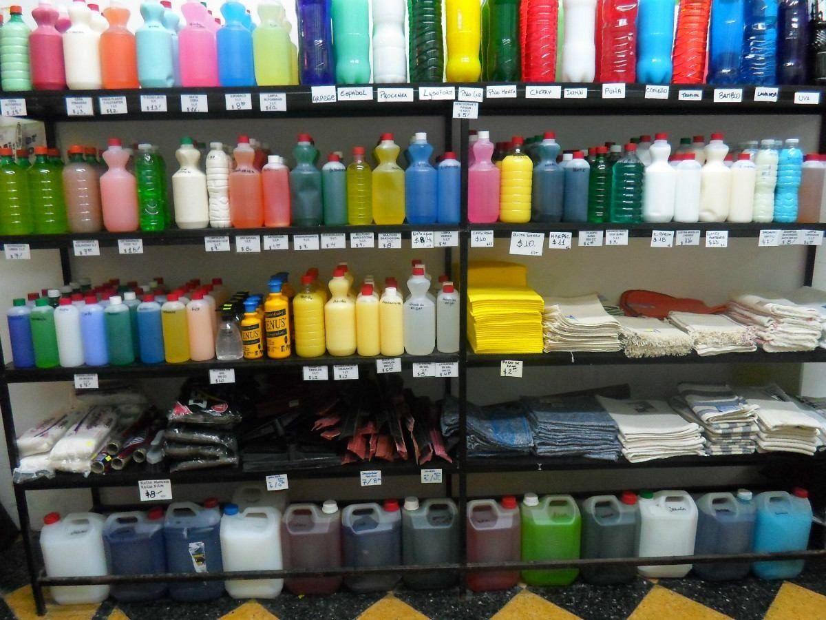 Las ventas de productos de limpieza sueltos registran subas de un 30 por ciento