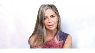 Raquel Mancini internada en terapia intensiva