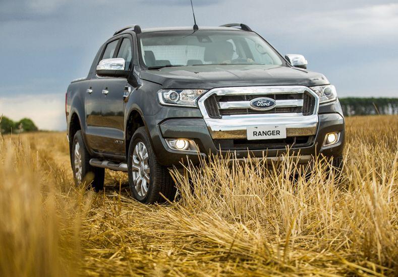 La Ford Ranger fue elegida en 2015 como la mejor pick-up vendida en Europa. Actualmente se produce en la planta Pacheco de Argentina y a nivel mundial en las plantas de Silverton
