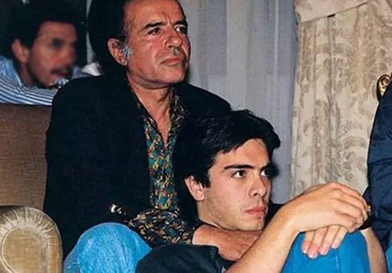 Carlos Menem revelaría a la Justicia quién mató a su hijo