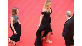 Guerra a los tacones en Cannes