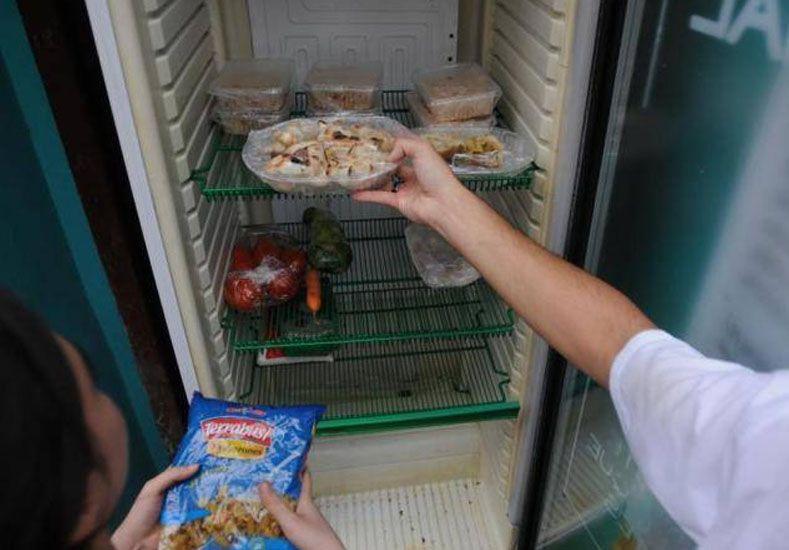 El Concejo aprobó un proyecto para regular e incentivar las heladeras sociales en la ciudad