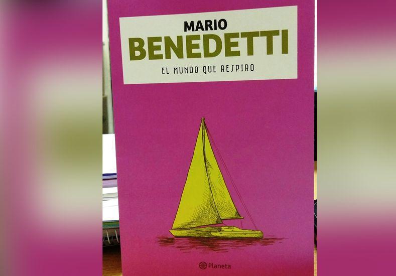 Este viernes pedí la novela de Mario Benedetti