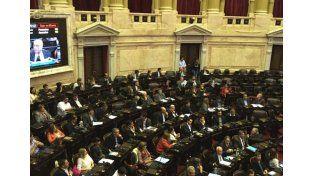 Fracasó la sesión en la Cámara de Diputados por la ley antidespidos