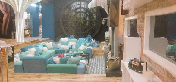 """Se filtraron en Internet fotos de la nueva casa de """"Gran Hermano"""""""