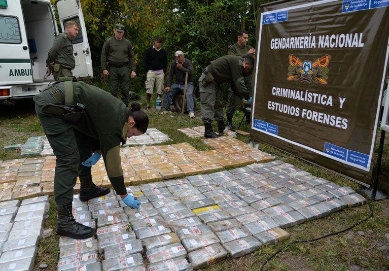 Incautaron 365 kilos de cocaína ocultos en un camión en Jujuy