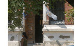 Instituto de Recuperación de Mujeres Nº 4. En uno de los pabellones viven cuatro mujeres y cinco niños.