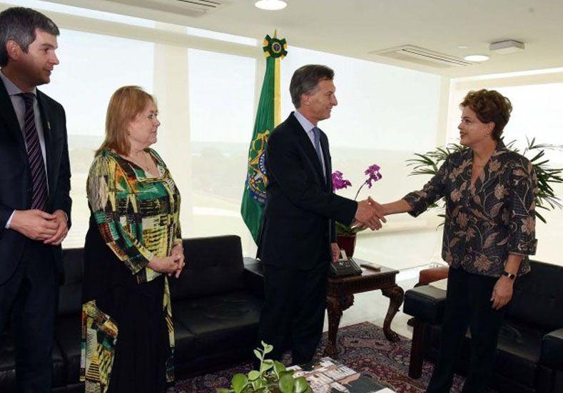 Respetamos el proceso institucional en Brasil, aseguró el gobierno de Mauricio Macri