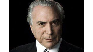 Brasil quedó en manos de Michel Temer por 180 días