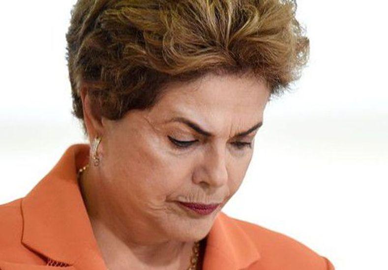 Cómo fueron las últimas horas de Dilma Rousseff antes de la votación del Senado