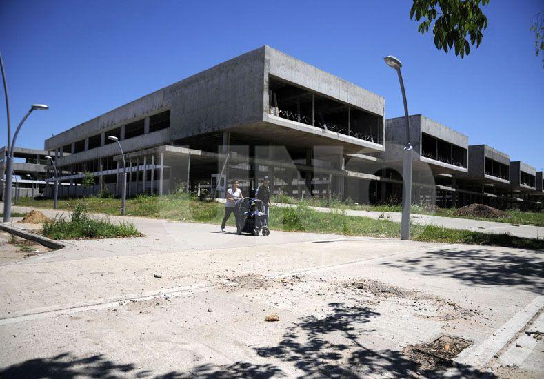 Presupuestada. La última etapa del hospital Iturraspe se licitará en 60 días