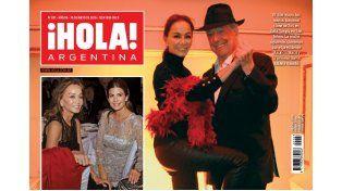 Este jueves pedí la Revista Hola Argentina