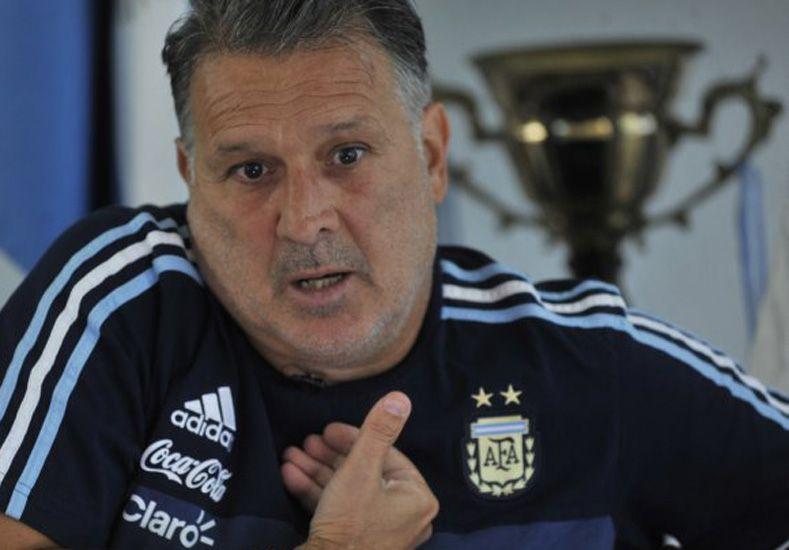 La crisis de la AFA llegó a la selección: el Tata Martino hace siete meses que no cobra el sueldo