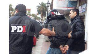 Atrapado. El jefe de la organización criminal fue arrestado en Tigre