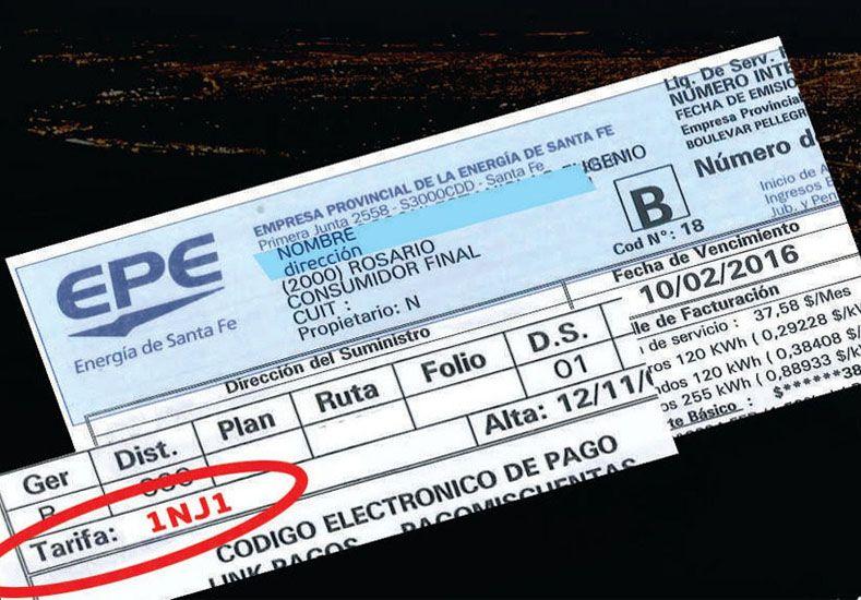 Santa Fe tiene 348.500 usuarios de energía con tarifa social