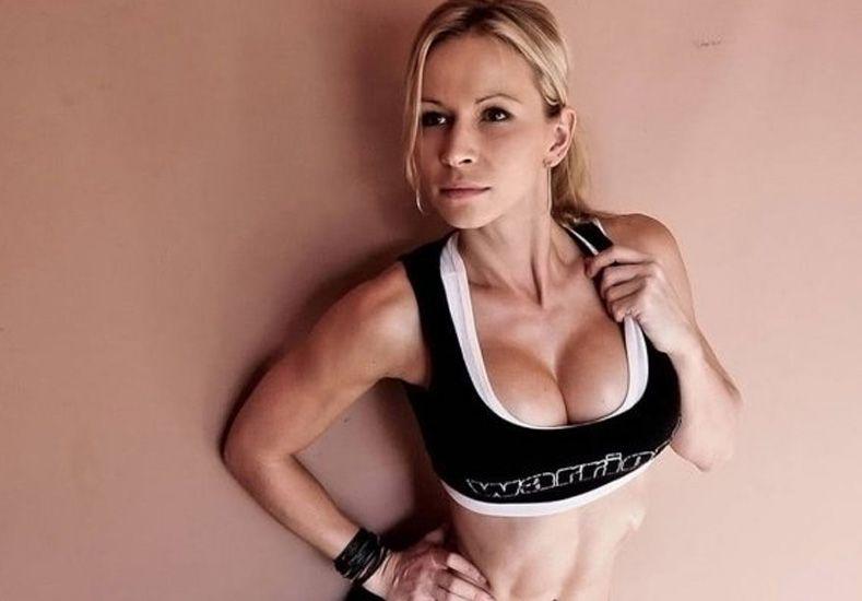 Antes fue estrella porno, ahora se convirtió en la número uno del fitness