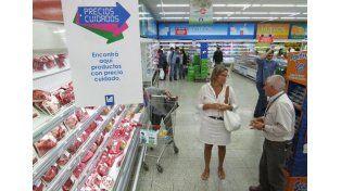 Solicitan góndolas para productos de Precios Cuidados