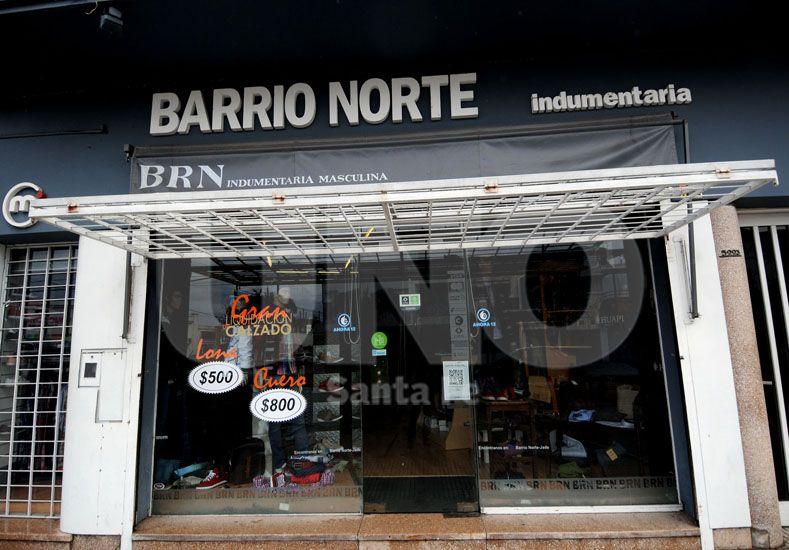 """Se recupera. El robo en """"Barrio Norte"""" causó una perdida de alrededor de $20.000"""