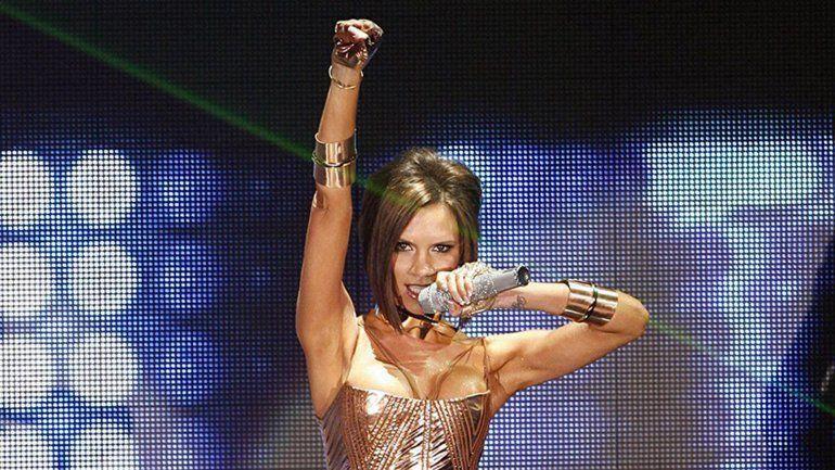 Victoria Beckham confesó un humillante episodio con las Spice Girls