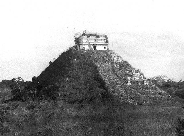 Los mayas emplazaban sus ciudades siguiendo las constelaciones de las estrellas Los mayas emplazaban sus ciudades siguiendo las constelaciones de las estrellas