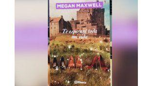 Pedí opcional este miércoles la novela de Megan Maxwell