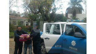 Una mujer logró escapar tras estar secuestrada en Colastiné