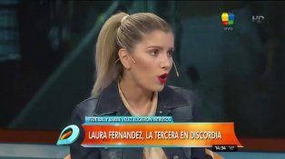 "Laurita Fernández: ""No tengo ni tuve ningún affaire con Fede Bal"""
