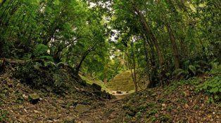 Un adolescente canadiense de sólo 15 años descubrió una antigua ciudad maya