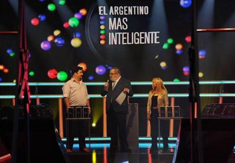Levantan El argentino más inteligente